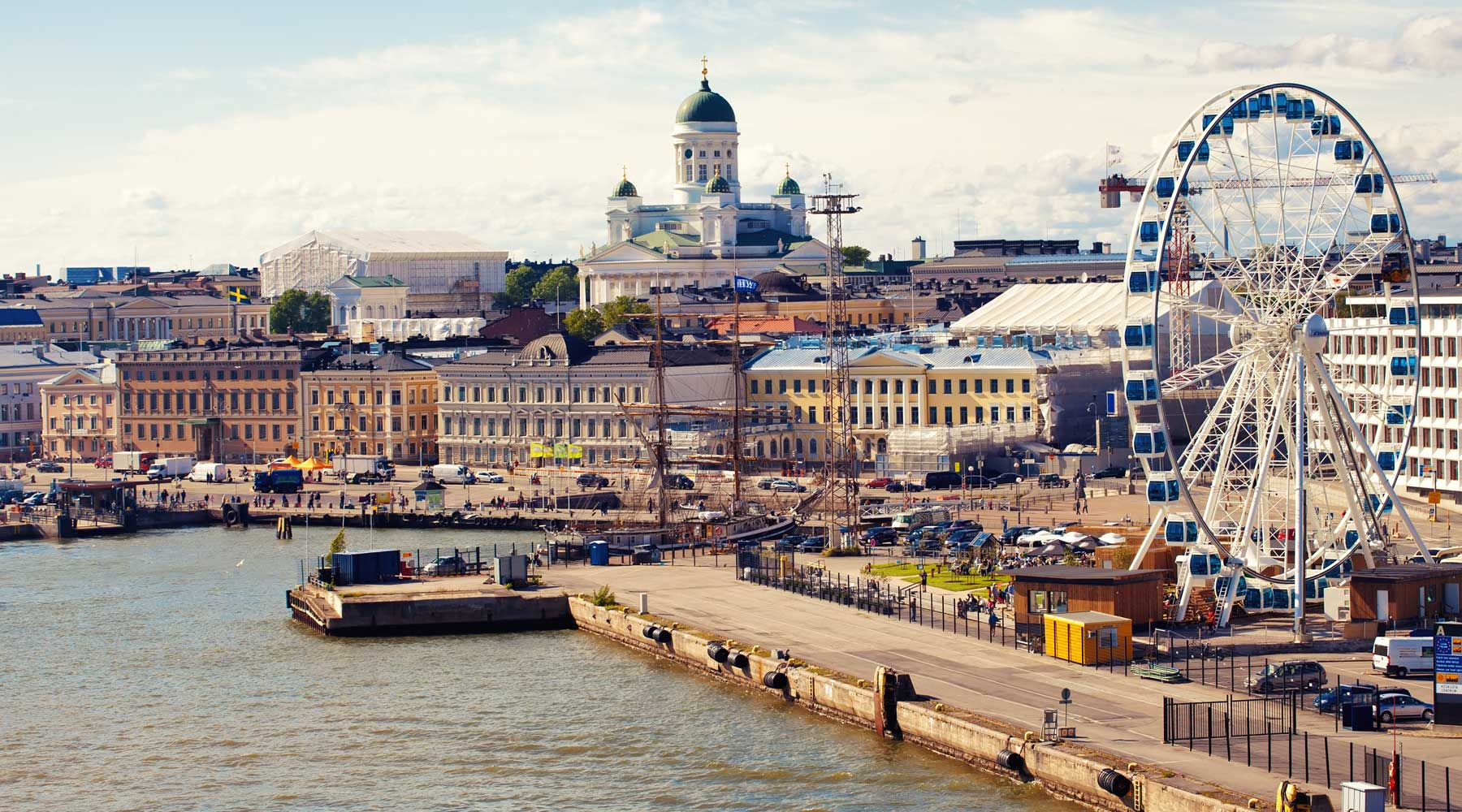 Helsinki, Finnland | Dental Training Cruise