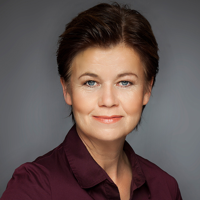 Gudrun Mentel | Referentin auf der Fortbildungsreise während der IMPLANT DAYS 2018