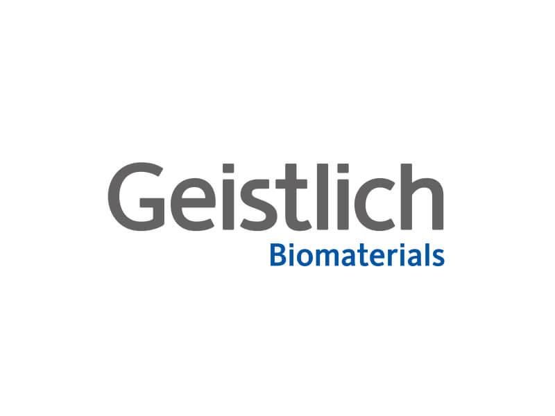 Geistlich Biomaterials | Partner der Implant Days 2019