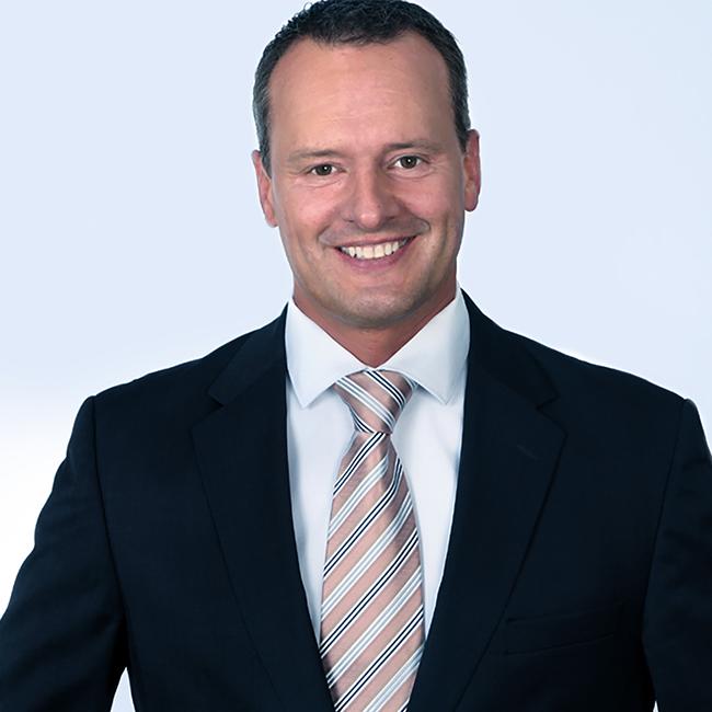 Tobias Binne, Gebietsmanager bei den DZR