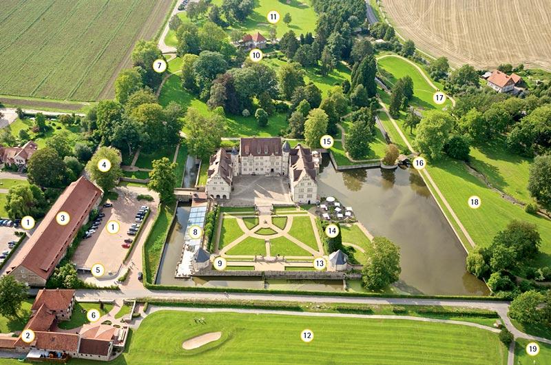 Schlosshotel Münchhausen | Klickkarte